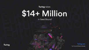 Turing Announces $14 Million Seed Round led by Foundation Capital