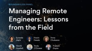 How to Create a Seamless Remote Work Culture? Alex Bouaziz, Chris Herd, and Job van der Voort Speak at Turing Boundaryless: #BuildFromAnywhere Event