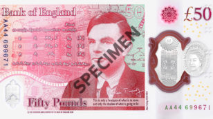 £50 Banknote Pays Tribute to Alan Turing's Achievements | Pride Month Series