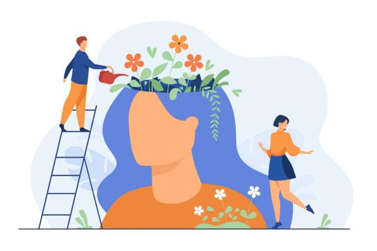 nurturing sound mental health in remote work