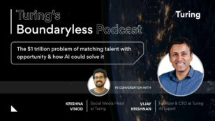 Turing Boundaryless Podcast: Answering the $1 Trillion Problem of Matching Talent with Opportunity & How AI Could Solve It