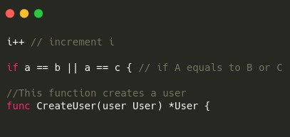 Learn to write a clean code
