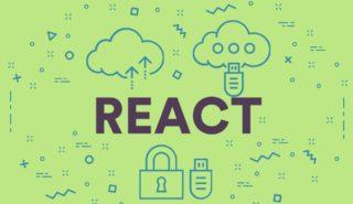 ReactJS as a frontend framework